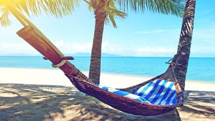 USA Hawai plage