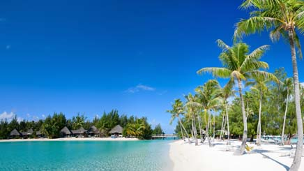 Polynésie française Bora