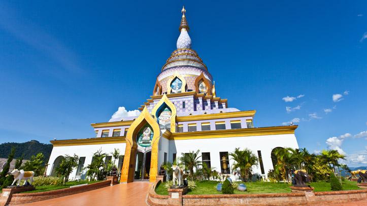 Thailande Wat Chedi Kaew Thaton Chiang Mai