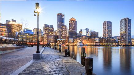 usa-boston-vue-panoramique-lumière-nuit