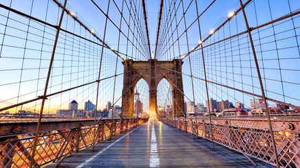 New York Harlem batiment