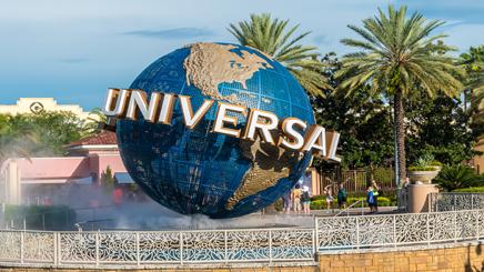 USA Californie Los Angeles parcs universal studios