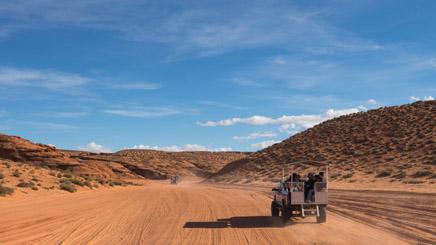 parc nationaux 4x4 desert